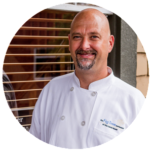 Executive Chef Greg Zanitsch